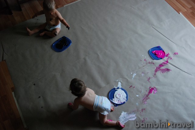 Crawling Paint