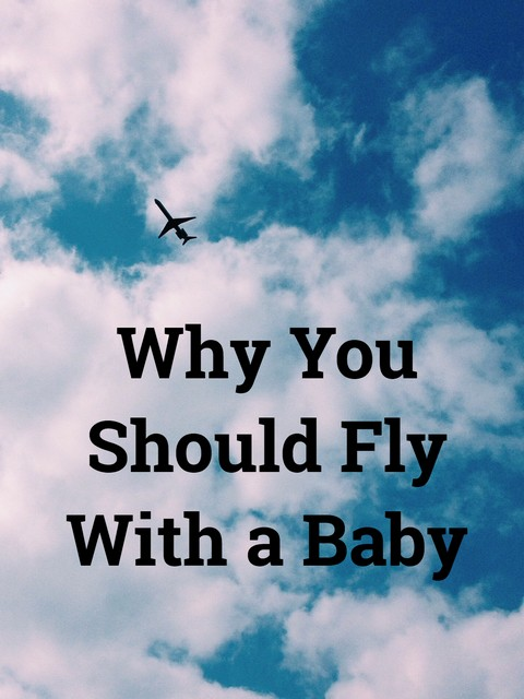 fly with baby