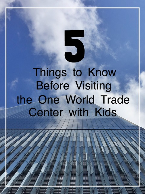 At The End Of The Day, Choose Your Date And Time Wisely And Plan Ahead. Do  That And The One World Trade Center Is A Wonderful Experience For All Ages. Part 96